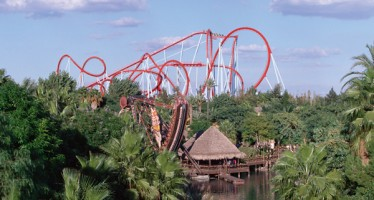 Port Aventura is a world of contrasts, where both fun and relaxation are guaranteed.